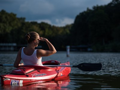 Kayak adventure ©Pexels (Pixabay)