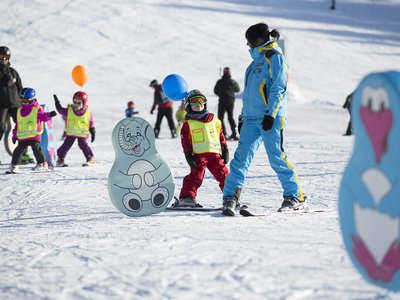 Kinderskischule ©Johannes Sautner (Zillertal Arena)